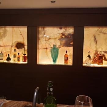 interior lighting for bar