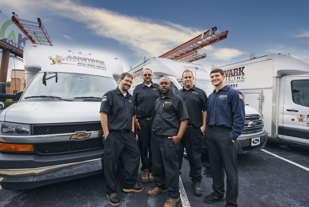 Aardvark Electrical Team
